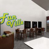 Buffet infantil Fun Ville
